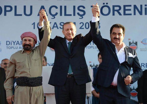 şivan perwer erdoğan ibo ibrahim tatlıses kürt sorunu
