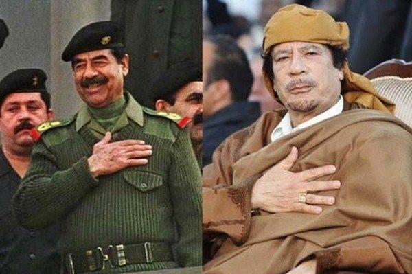 diktatör yaratarak ülkeyi fethetmek diktatör