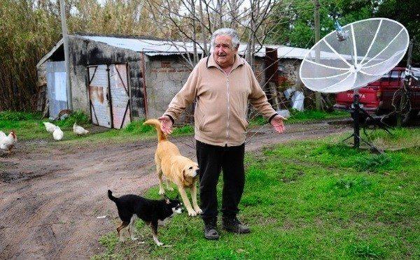 Efsane Başkan Mujica Türkiye'ye Geliyor kapak