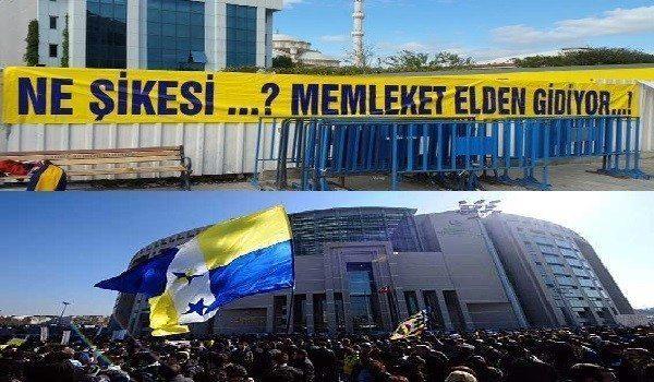 Fenerbahçe Direnişin Zaferi kapak