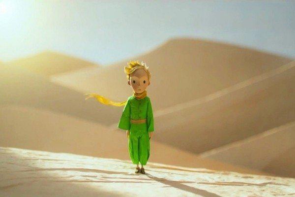 küçük prens saint exupery film kitap The Little Prince 2015