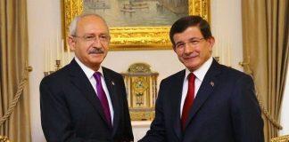 akp chp koalisyonu davutoğlu kılıçdaroğlu