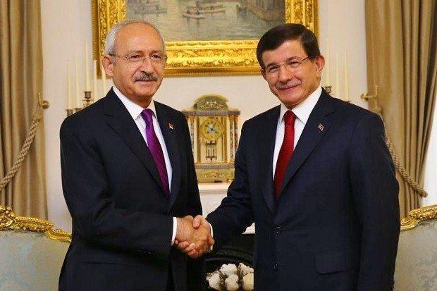 akp chp koalisyonu davutoğlu kılıçdaroğlu koalisyon