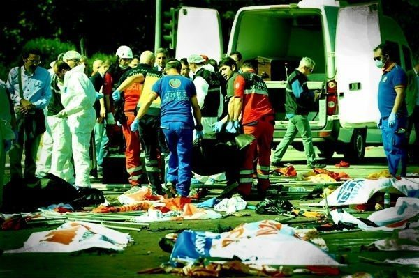 ankara terör saldırısı sosyal medya facebook twitter tepkiler hazmedemiyoruz