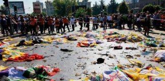 ankara terör saldırısı barış mitingi hdp patlama tren garı