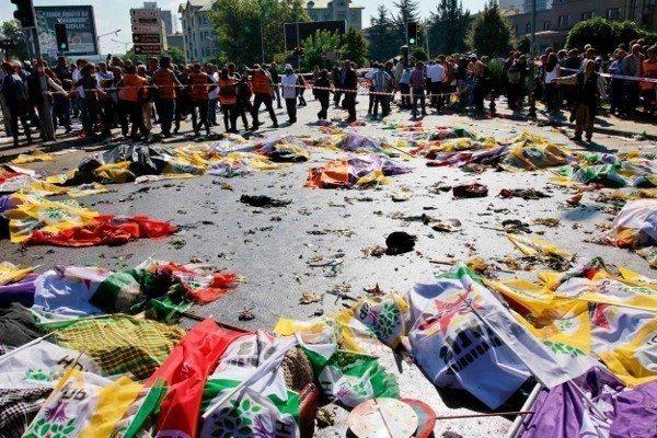 ankara terör saldırısı barış mitingi hdp patlama kan tren garı