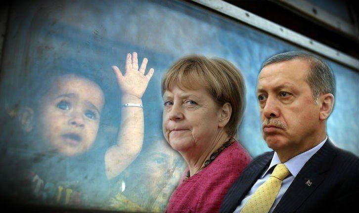 erdoğan aylan bebek merkel suriyeli mülteciler