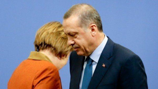mülteci krizi sorunu merkel avrupa birliği erdoğan merkel görüşmesi