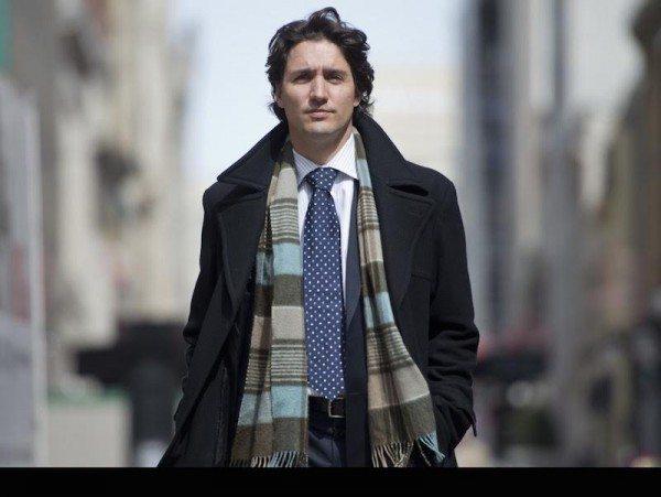 kanada başbakanı trudeau
