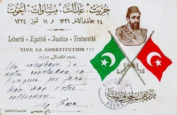osmanlı anayasası