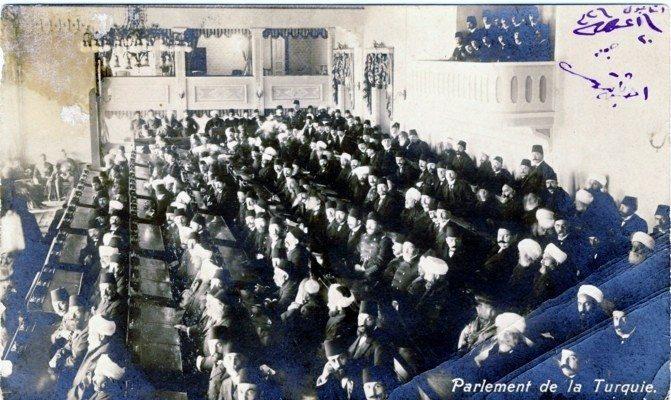 osmanlı mebudan meclisi kanuni esasi meşrutiyet