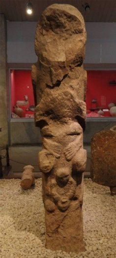 Göbekli Tepe sütunları kalıntıları şanlıurfa arkeoloji arkeolojik kazılar