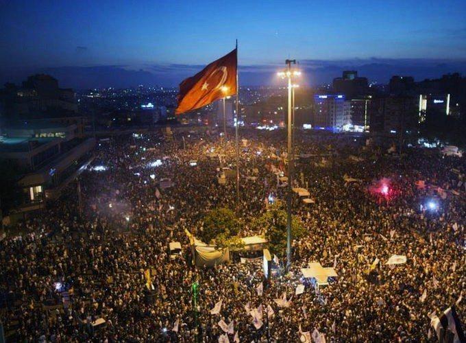 taksim gezi olayları gezi direnişi istanbul istiklal caddesi gezi