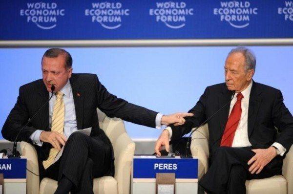 erdoğan perez davos one minute kirli oyunlar