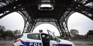 Paris terör