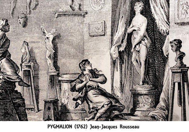 melodram tiyatro sinema Pygmalion