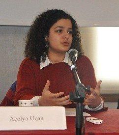 açelya uçan mor çatı aktivist kadın hakları
