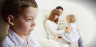 aile çocuk kıskançlık