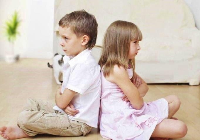 ailede çocuklarda kıskançlık