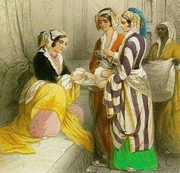 cariyeler padişah kadınlar seks haremağaları
