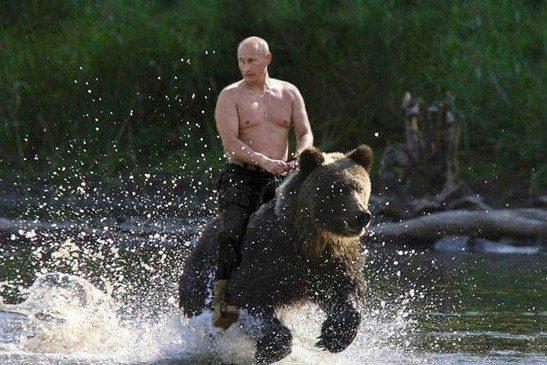 rus ayıları putin rusya savaş uçak krizi jet