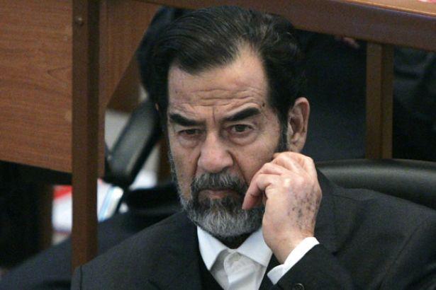 saddam hüseyin idam asıldı diktatör