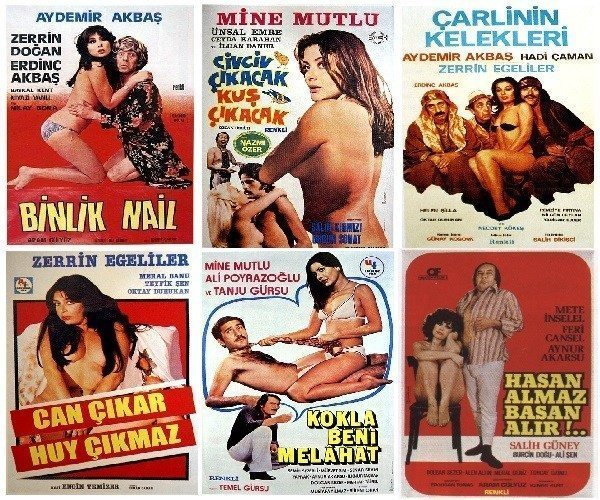 türk sinemasında cinsellik kapak