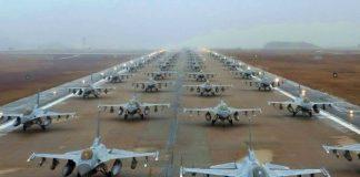 turk f16 jetleri anadolu kartalları rusya uçak krizi putin