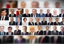 yeni kabine 2015 yeni hükümet 64