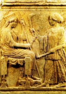 Demeter tanrıça