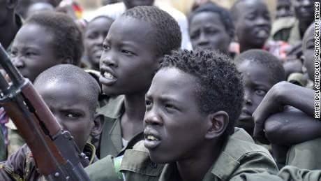 çocukların dramı savaş savaşın çocukları