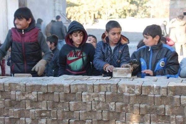 savaşın içindeki çocuklar propaganda politik çıkar malzeme pkk terör örgüt