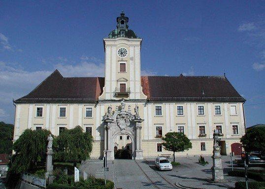 Lambach Kilisesi viyana