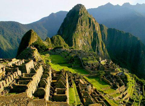 Machu Picchu altın disk