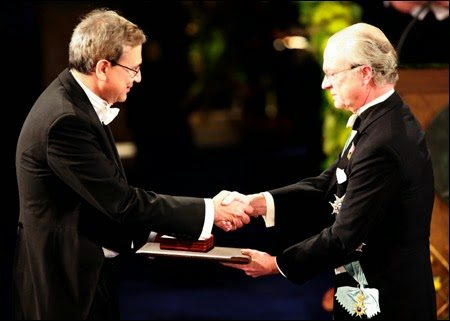 nobel edebiyat ödülü orhan pamuk ödül töreni