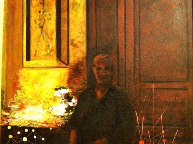 rifat koray gokan italya sergisi orzinuovi insan doğa yaşam sevinci sanat arkadaşlık