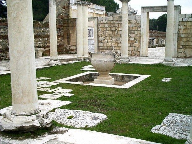 sardes sard sinagog manisa salihli ören yeri antik kent ege gezilecek yerler