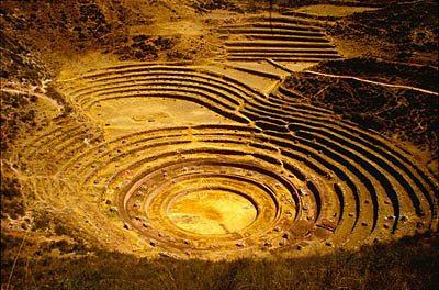 Machu Picchu altın güneş diski Titicaca Tapınağı