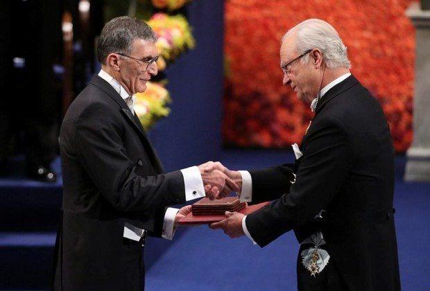 aziz sancar nobel kimya ödülü 2015