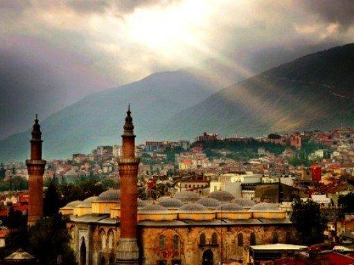 bursa_ulu_camii_orhan_osmanli_tarih_kultur_uludag_hamam_cesme_07