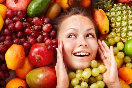 cilde-yararlı besinler genç kalmak