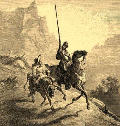 Don Quijote don kisot Quijote sancho panza