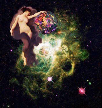 yunan mitolojisi gaia_birth kaos ve felsefe
