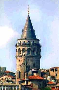 galata kulesi tower beyoglu denge