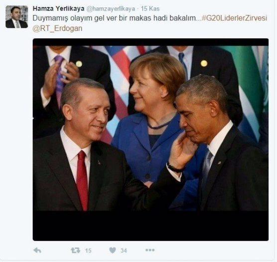 hamza-yerlikaya-twitter erdogan