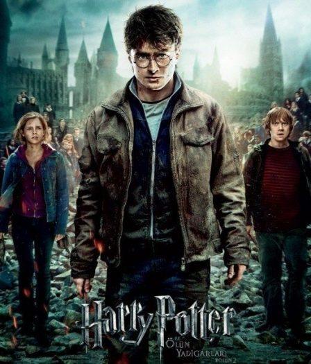 Harry Potter Ölüm Yadigarları
