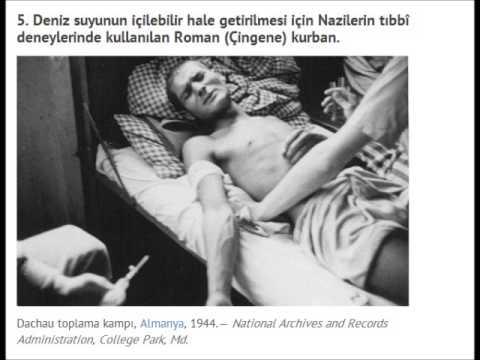 nazietik bilim toplama kamplarında uygulanan etik olmayan uyguamalar