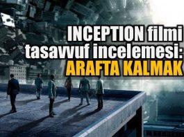 Inception filmi, Hz. Muhammed'in meşhur bir hadisi ile şaşırtıcı bir benzerlik taşıyor: İnsanlar uykudadır, ölünce gözleri açılacak!
