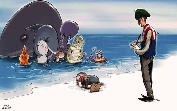 insanligin-aylan-ile-imtihaninin-karikaturleri--i655405