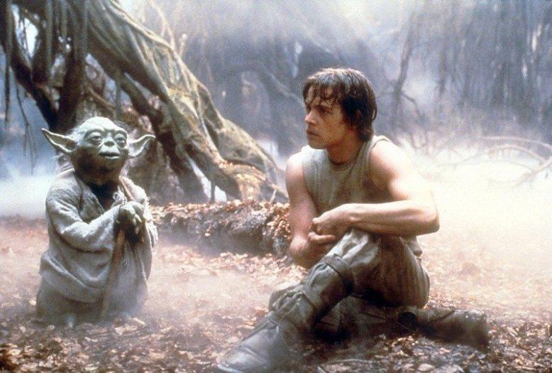 luke dagobah yoda star wars tarihi 1980 kült filmler